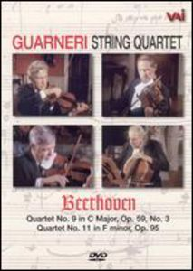 Guarneri Quartet Plays Beethoven