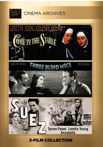 Come to the Stable /  Three Blind Mice /  Suez