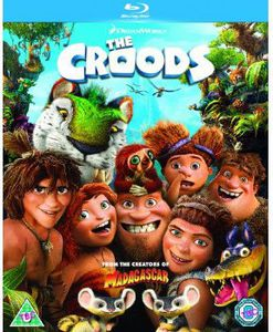 Croods (Blu-ray+Uv)