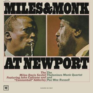 Miles & Monk at Newport (Mono Vinyl)