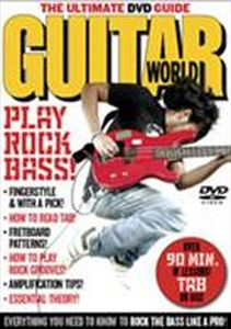 Guitar World: Play Rock Bass