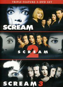 Scream 1-3 [WS] [Gift Set] [3 Discs]