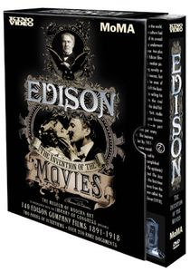 Edison: The Invention Of The Movies [4 Discs] [Documentary]