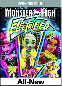 Monster High: Electrified