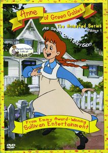Anne of Green Gables: The Animated Series: Volume 1