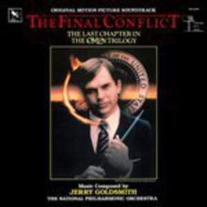 Omen Iii-Final Conflic (Original Soundtrack) [Import]