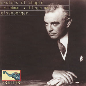 Masters of Chopin