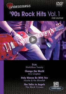 iVideosongs: 90's Rock Hits, Vol. 1