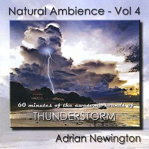 Natural Ambience, Vol. 4 - Thunderstorm