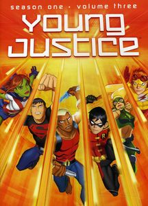 Young Justice: Season One: Volume 3