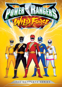Power Rangers: Wild Force - the Complete Series