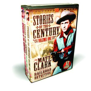 Stories of the Century 1-3: Matt Clark Railroad
