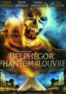 Belphegor: Phantom Of The Louvre [WS] [Sensormatic] [Checkpoint]