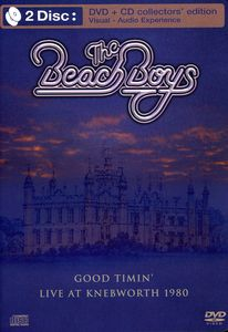 Good Timin: Live At Knebworth, England 1980 [DVD and CD] [Special Edition]