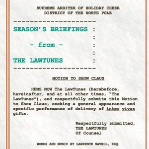 Season's Briefings from the Lawtunes