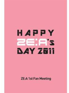 Ze: A's the 1st Fan Meeting [Import]