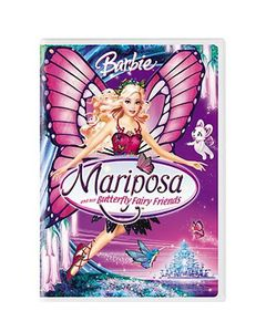 Barbie Mariposa [Widescreen] [Spanish Version]