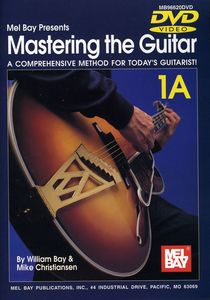 Mastering The Guitar 1A: A Comprehensive Method For Todays Guitarist
