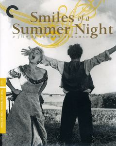 Criterion Collection: Smiles Of A Summer Night [Subtitled] [B&W]
