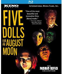 5 Dolls For An Augustmoon: Remastered Edition