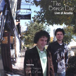 Live at Acadia Featuring Jesse Young & Mark Diflor