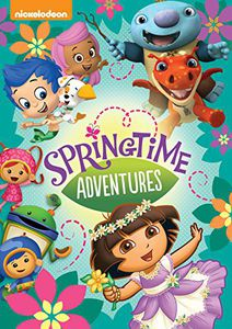 Nickelodeon Favorites: Springtime Adventures