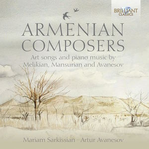 Armenian Composers - Art Songs & Piano Music