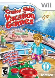 Cruise Ship Vacation Games /  Game