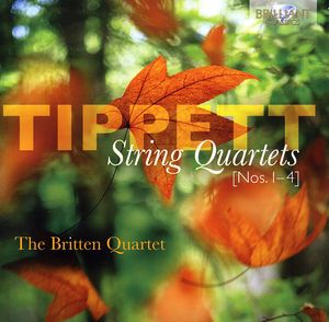 String Quartets Nos. 1 - 4