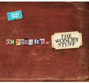 Oh Yes It's the Wonder Stuff [Import]