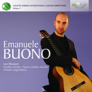 Agustin Barrios International Guitar Competition 2