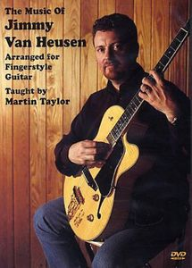 Music Of Jimmy Van Heusen Arranged For Fingerstyle Guitar