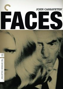 Criterion Collection: Faces [1968] [Black and White] [Special Edition]