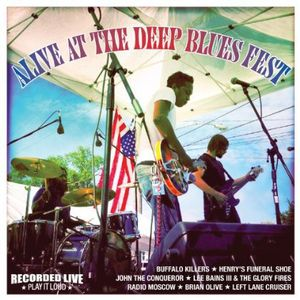Alive at the Deep Blues Fest /  Various