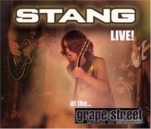 Stang-Live at the Grape Street Philadelphia
