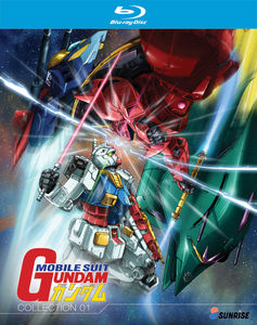 Mobile Suit Gundam: Part 1 Collection