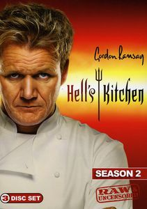 Hell's Kitchen: Season 2 [3 Discs] [Uncensored] [O-Card Packaging]