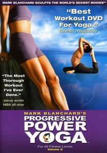 Progressive Power Yoga, Vol. 2