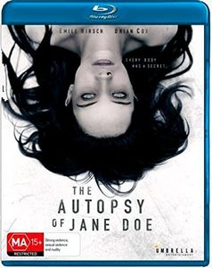 Autopsy Of Jane Doe (Aussie Only Special Features)