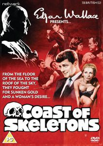 Edgar Wallace Presents: Coast of Skeletons [Import]