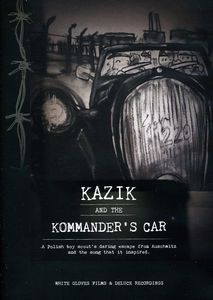 Kazik & the Kommanders Car