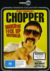 Heath Franklin's Chopper-Harden the F*CK Up Austra [Import]