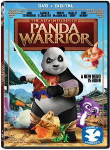 Adventures of Panda Warrior