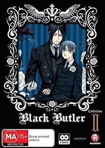 Black Butler (Kuroshitsuji) Collection 2 (Eps 13-2