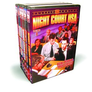 Night Court USA, Vol. 1-6 [Black and White] [6 Discs]
