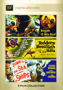 Beneath the 12-Mile Reef /  Raiders From Beneath the Sea /  Down to the Sea in Ships