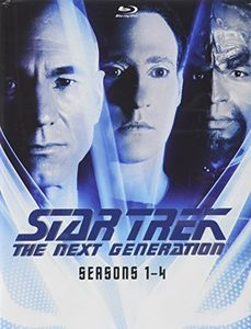 Star Trek Next Gen: Season 1-3