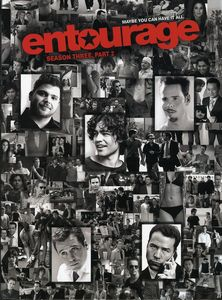 Entourage: Season Three Part 2 [2 Discs] [Digipak]