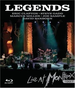 Legends: Live at Montreux 1997 /  Various