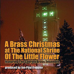 Brass Christmas at the National Shrine of the Litt